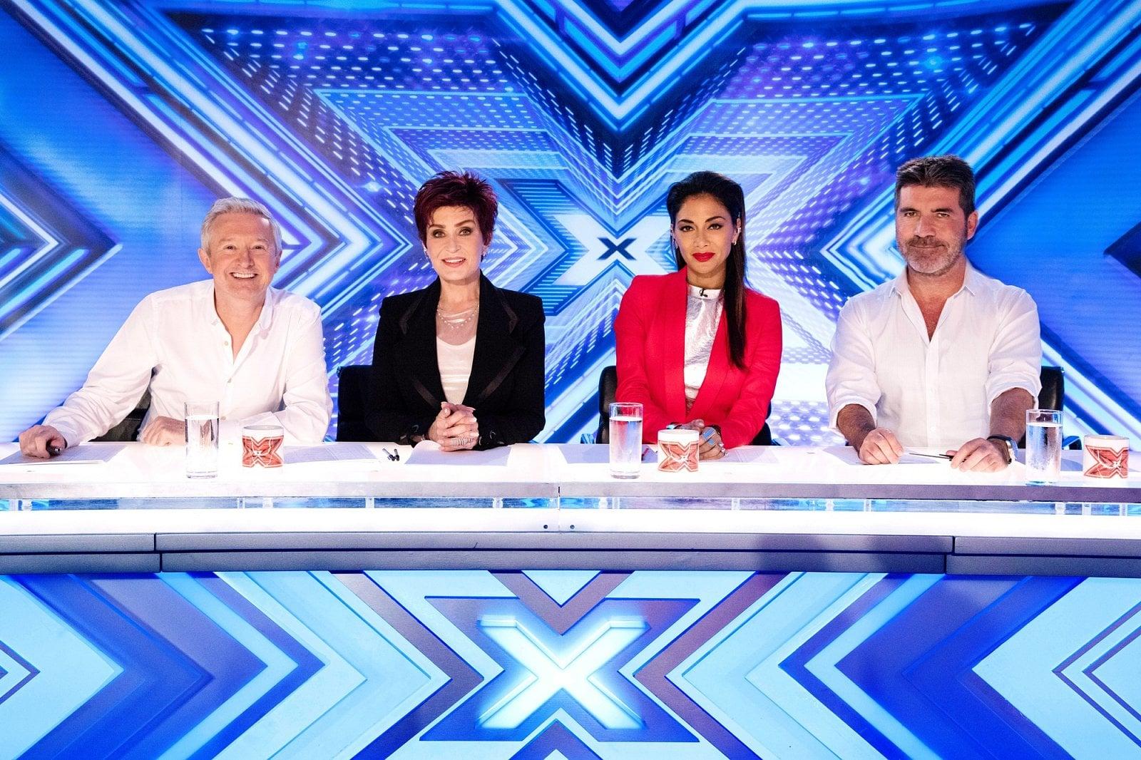 Britský X factor