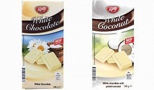 Kaufland stahuje čokolády, důvodem je salmonela