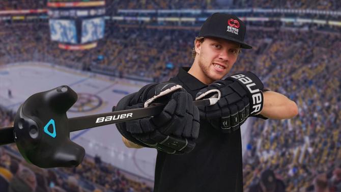 [aktualita] New Jersey Devils a Phoenix Coyotes nasazují český VR hokej Sense Arena