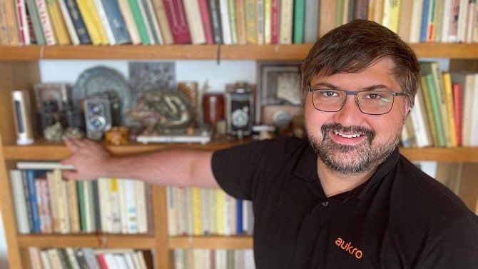 [článek] Jan Sadílek (Aukro.cz): Chceme prodávat iauta a reality, líbil by se mi takékamenný obchod