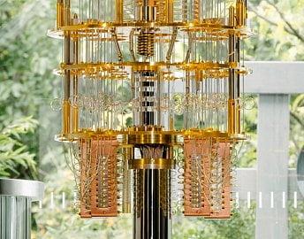 Kvantový počítač IBM
