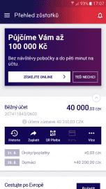 Smart Banka - online půjčka pro spotřebitele