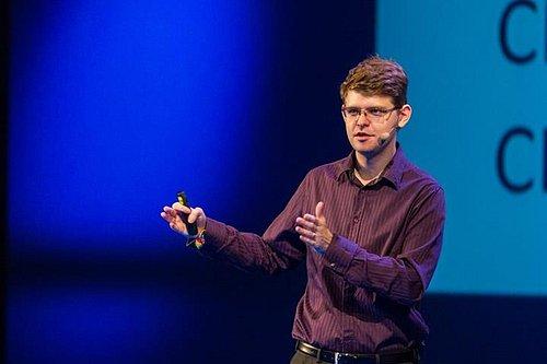 Takhle mluvil Pavel o webové analytice třeba na Marketig Festivalu.