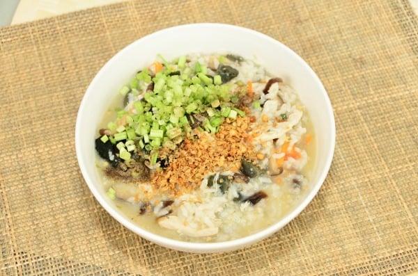 Rýžová kaše / Congee (Jook) – Čína