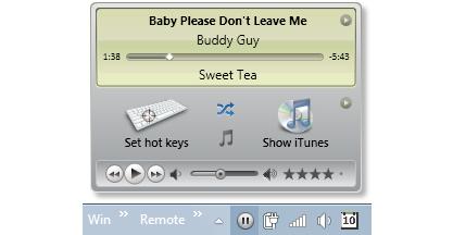 Pomocí iTuner bude ovládání iTunes příjemenější