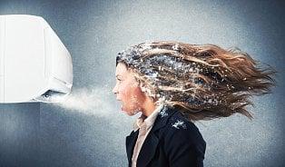 Ortoped radí, jak využít klimatizaci a neničit si přitomzdraví