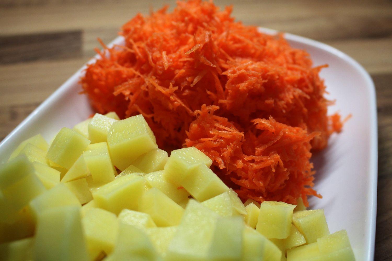 Recept: jednoduchá mrkvová polévka