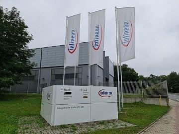 Infineon v Drážďanech