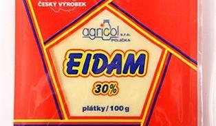 Test sýrů: Kvalita Eidamu už není tak hrozivá