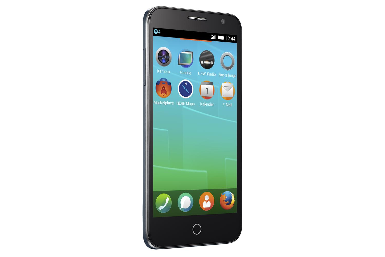 Alcatel One Touch Fire E s platformou Firefox OS