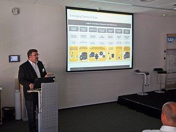 David Sonnenschein, viceprezident programu Startup Focus
