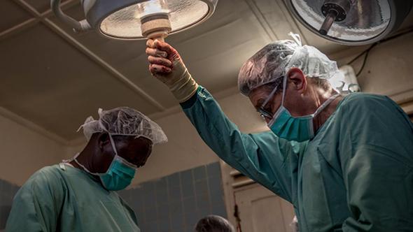 [aktualita] Lékaři bez hranic v Praze otevřou své globální IT centrum