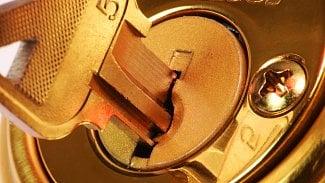 Klíč zámek