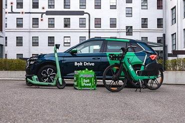 Společnost Bolt v květnu 2021 v Estonsku spustila půjčovnu aut, tzv. carsharhing. Služba se jmenuje Bolt Drive. (05/2021)