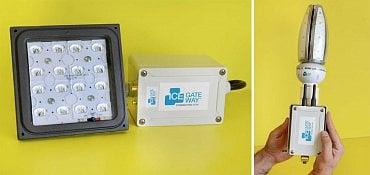 ICE Gateway, retrofit na chytrou lampu