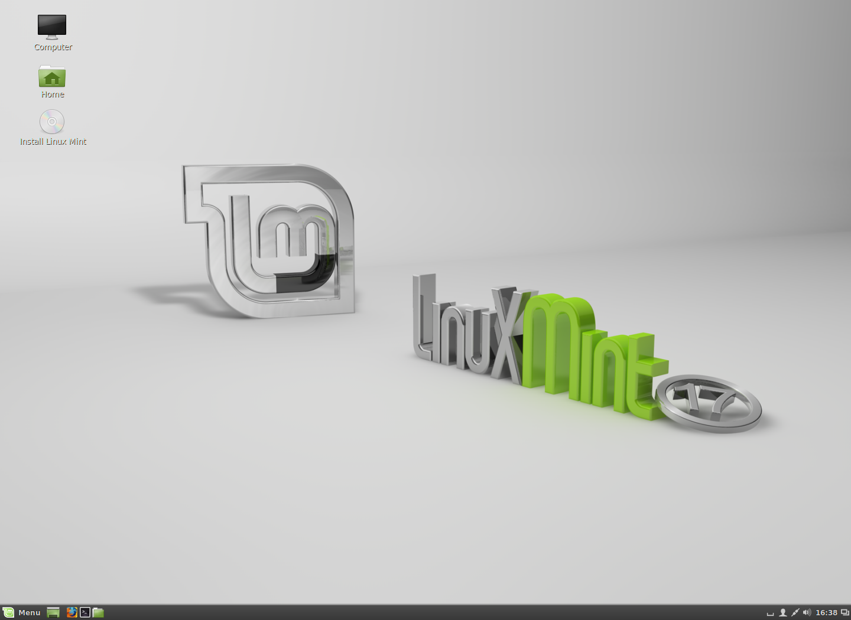 Linux Mint 17 Qiana (Cinnamon)