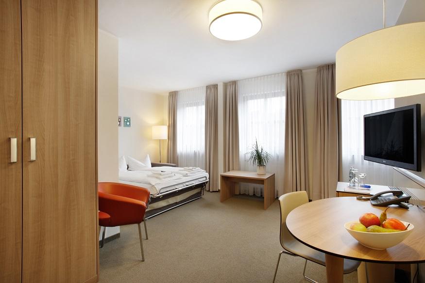 Ubytování v Drážďanech, Vídni a Norimberku