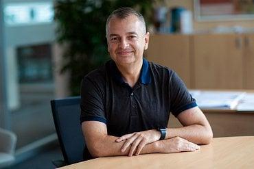 Jiří Doubravský, ředitel provozu a IT a člen představenstva Generali České pojišťovny.
