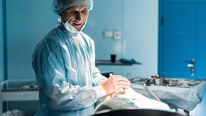 Vitalia.cz: Operace, při které pacienta schválně probouzejí