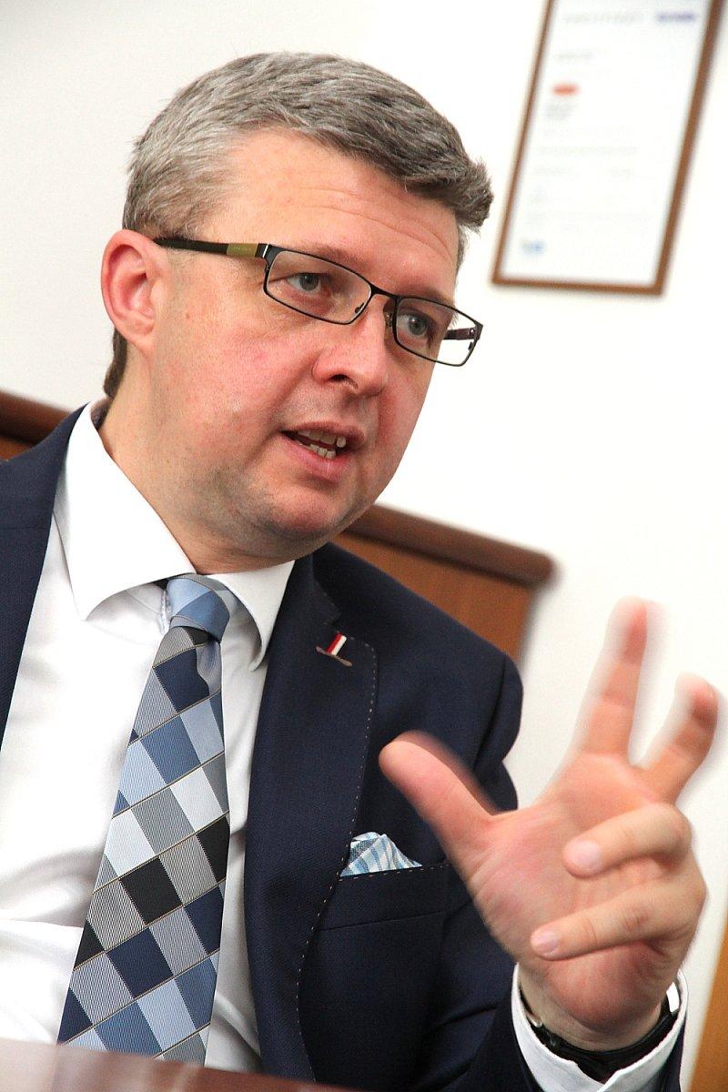 Karel Havlíček - šéf Asociace malých a středních podniků ČR