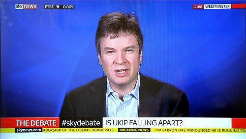 Nová vizuální identita britského zpravodajského kanálu Sky News