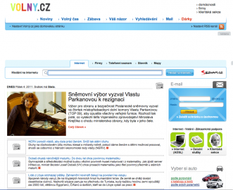 Volný.cz 3/2011