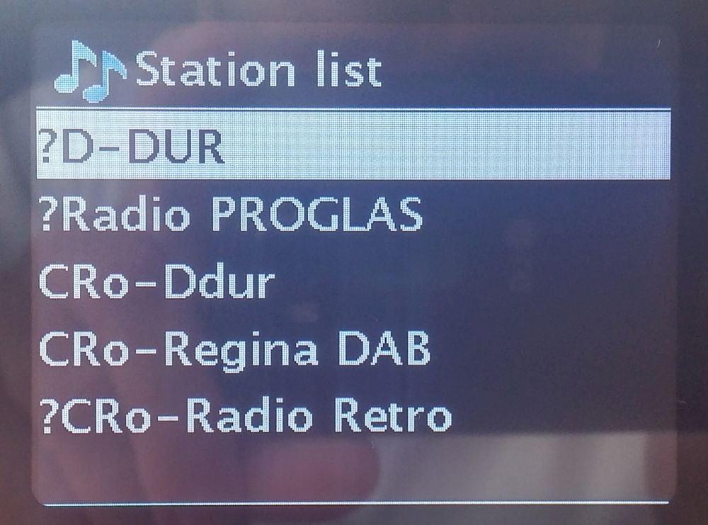 Technisat DigitRadio 110 IR - DAB