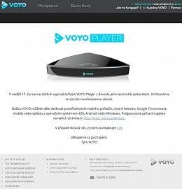 Set-top box Voyo Player skončil. Nova mu odstřihla přístup s poukazem na jeho technickou zastaralost. Přitom ještě před necelými třemi roky na něj lákala své zákazníky.