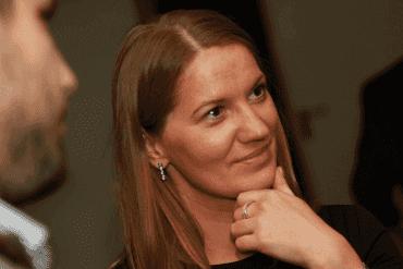 Zástupkyně Seznamu v Bruselu Agata Nowacka.