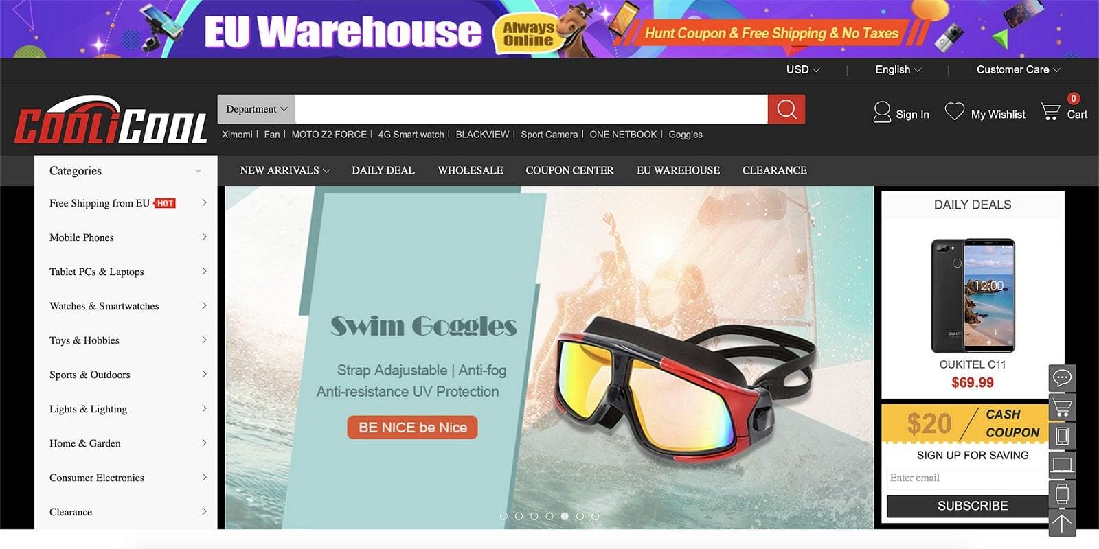 Na jakých čínských e-shopech Češi nejvíc nakupují