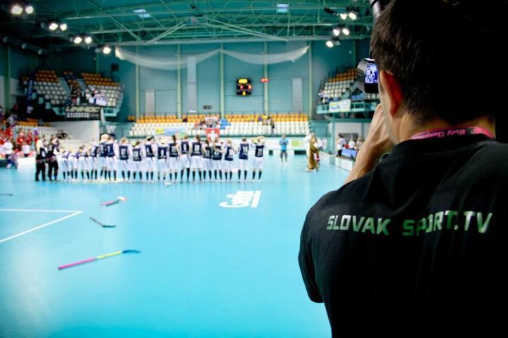 Slovak Sport.TV natáčí přímé přenosy
