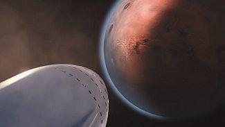 Lupa.cz: Proč nevěřít Muskovi a jeho cestám na Mars