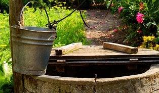 Zkontrolujte si kvalitu vody ve studních, doporučují odborníci