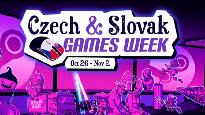 [aktualita] Česko-slovenský týden na Steamu nabídne 165 her s velkými slevami