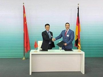 Huawei podepsalo spolupráci s Audi