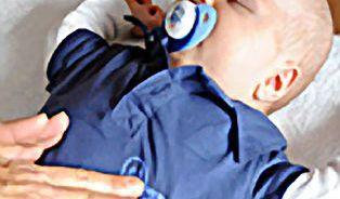 Masáže dětí - začít můžete už v porodnici