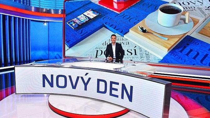 [aktualita] Česká CNN hlásí změny. Přichází Petr Suchoň, ranní program začne dřív
