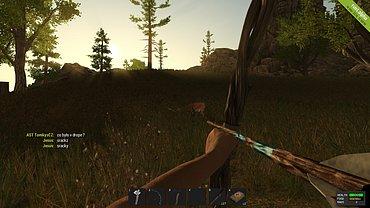 Rust - obrázky ze hry.