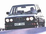 Za volantem BMW M535i