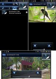 Převzetí obrazu z televizního tuneru LiveView na tablet či mobil přes softwarové ovládání Panasonic TV Remote 2 chodí výborně. Je to rozhodně nejlepší aplikace jakou můžete na trhu najít!