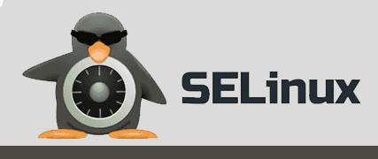 SELinux: zabezpečení a správa systému