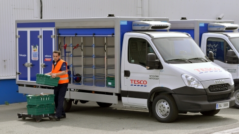 [aktualita] DoDo přebírá logistiku online nákupů Tesca