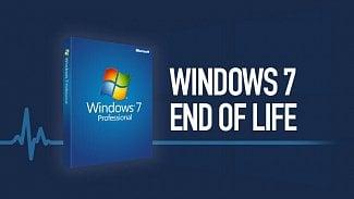 Windows 7 konec