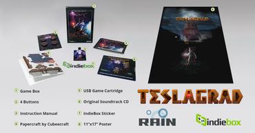 IndieBox: Teslagrad