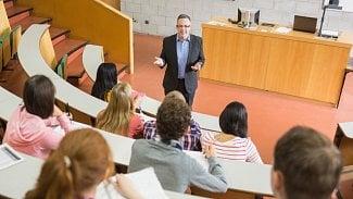 Přednáška univerzita