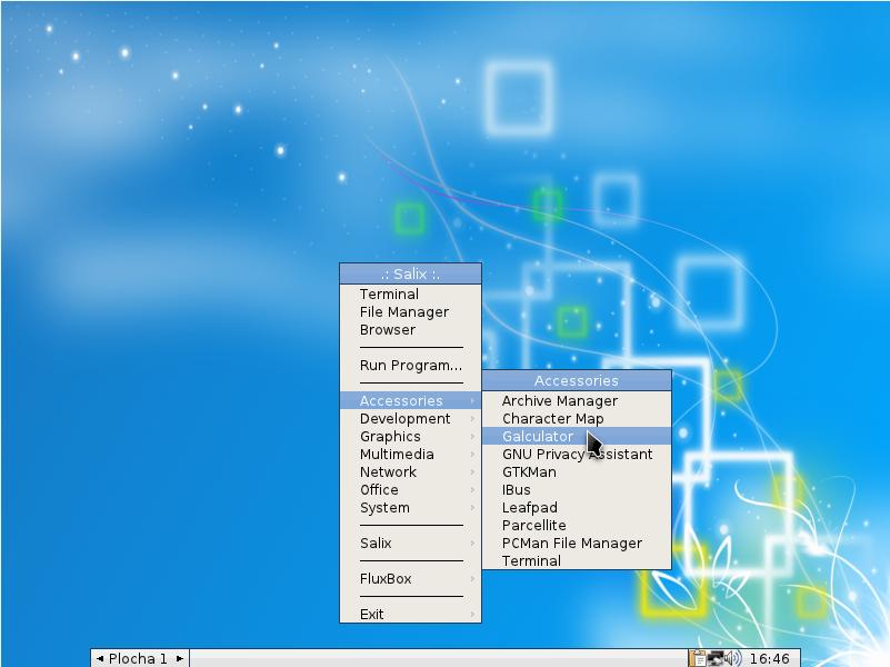 Salix OS 13