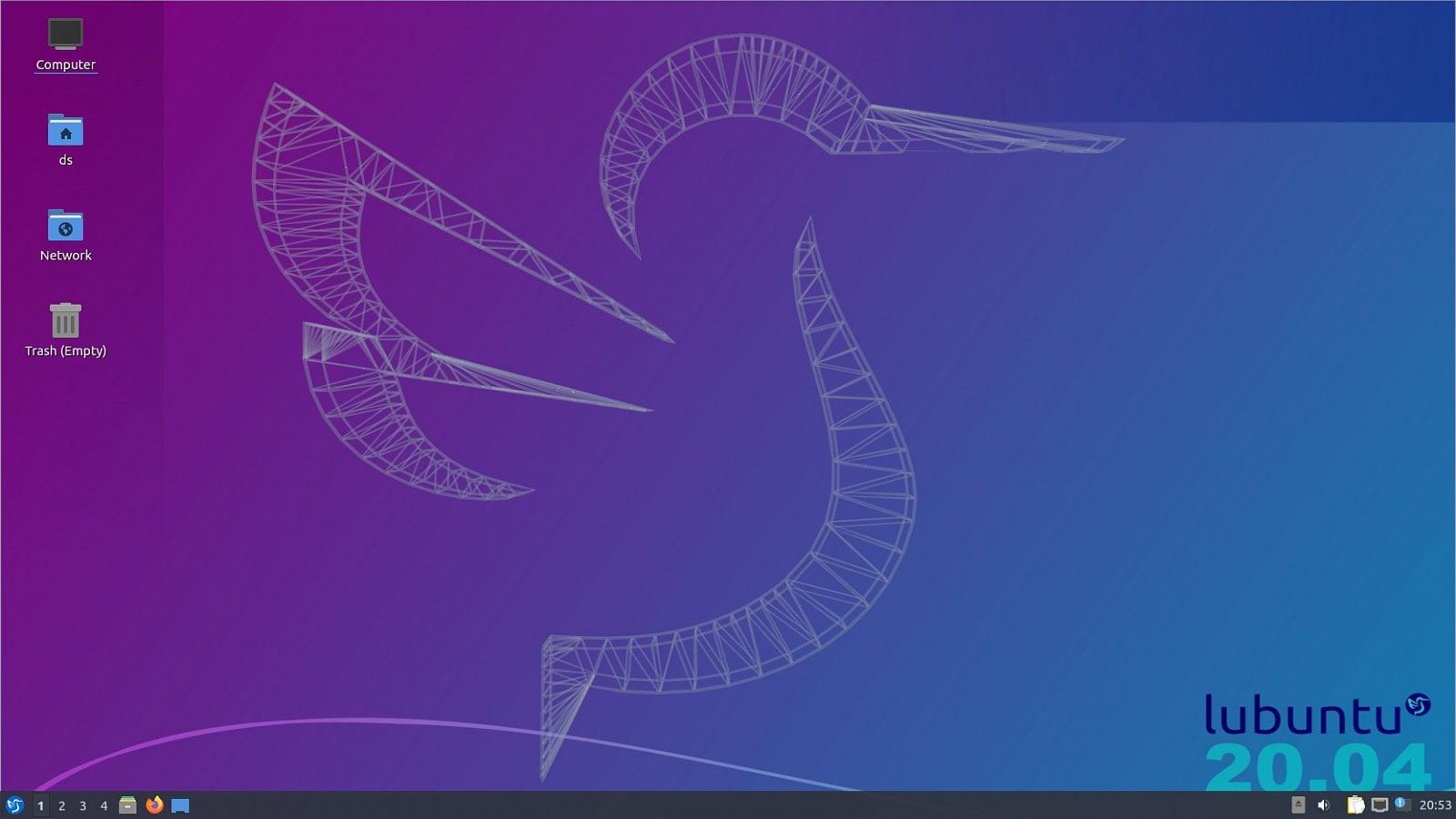 Lubuntu 20.04