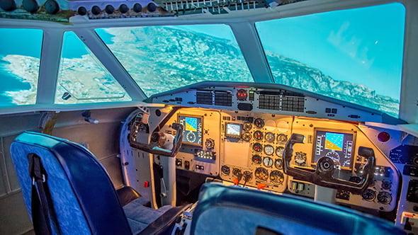 [článek] Tvůrce 3D tiskáren be3D ve formě simulátoru oživuje český letoun L-410