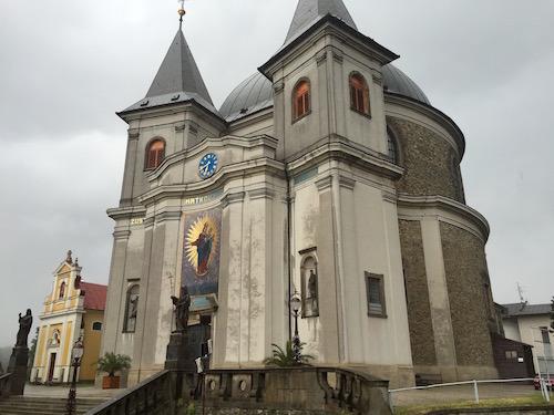 Sv. Hostýn, církev, kostel, náboženství