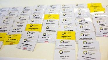 InComms Forum - registrace účastníků